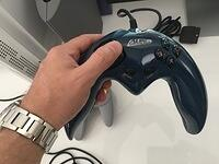 The ALPS Interactive Game controller -location of the D-Pad